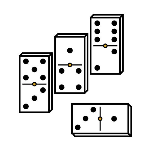 Dominoes Generator